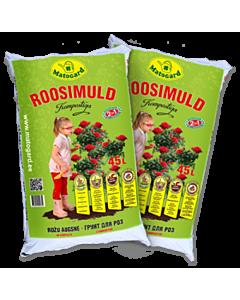 Roosimuld kompostiga Mastogard / 45 l