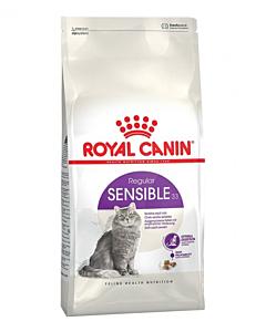 Royal Canin FHN Sensible kassitoit / 2kg
