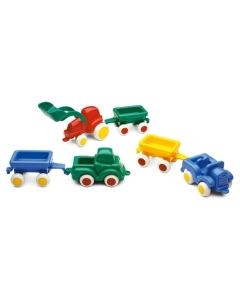 Viking Toys Sõidukid 15cm