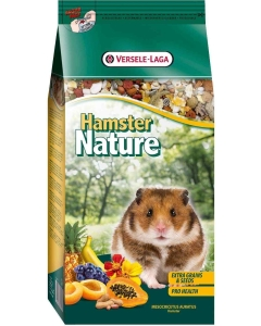Sööt hamstritele Hamster Nature / 750g