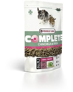Sööt tšinšiljadele ja deguudele Chinchilla Complete / 500g