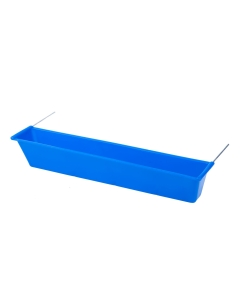 Söödaküna kodulindudele / 35cm / sinine