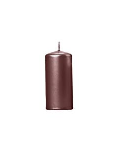 Küünal 50x120 / 23h / silinder / metallic pruun / LM
