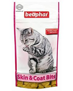 Beaphar Skin & Coat Bits söödalisand kassidele / 35g