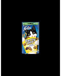Felix Party Mix Cheezy Mix Cheddari, Gouda ja Edami juustu maitsega / 60g