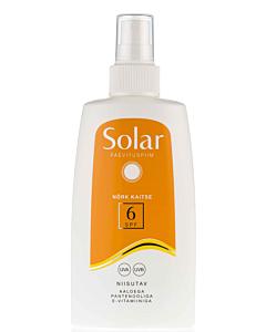 Solar Päevituspiim SPF 6 / 150ml