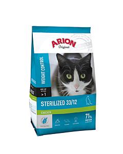 Arion kassitoit Original Sterilized Chicken / 300g