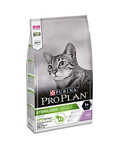 Pro Plan Cat Sterilised kassitoit kalkuniga / 1,5kg