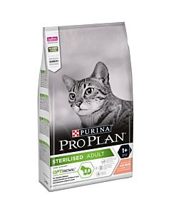 Pro PlanCat Sterilised kassitoit lõhega / 10kg