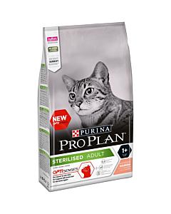 Pro Plan Cat Sterilised Optisenses kassitoit lõhega / 1,5kg