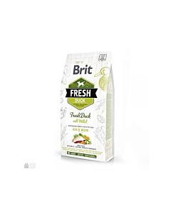 Brit FRESH Duck&Millet Run&Work / 2,5kg