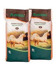 Granuleeritud täissööt hobustele / 25kg