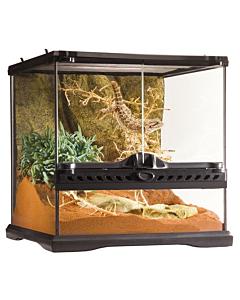Klaasist terraarium - Exo Terra Natural, Mini / 30x30x30cm (PT2600)