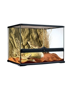 Klaasist terraarium - Exo Terra Natural, Mini / 60x45x45cm (PT2610)
