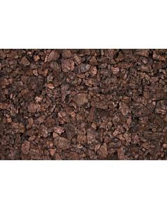 Terraariumi taust, Black Cork / 100x50x2cm