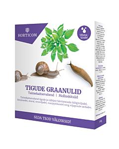 Tigude graanulid Horticom / 100g