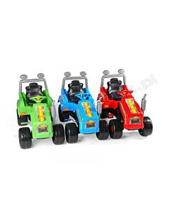Pedaalidega traktor Mega