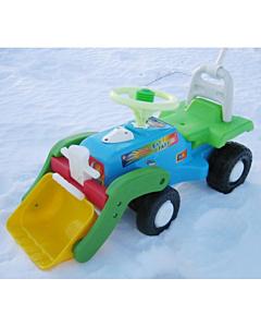Traktor sahaga Turbo / 83x36x41cm