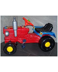 Pedaalidega traktor Turbo 1