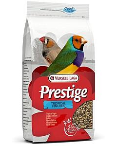 Versele-Laga Prestige Tropical Birds täissööt eksootilistele troopikalindudele / 1kg
