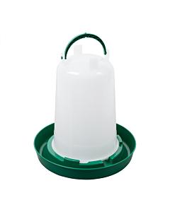 Tugevast plastist jootur kodulindudele