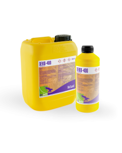 Dexid-400 on tugevatoimeline desinfitseerimisvahend, mis on spetsiaalselt välja töötatud looma- ja linnukasvatushoonetes, toidu käitlemise/säilitamise ruumides eelnevalt puhastatud pindade, inventari, transpordivahendite, jalanõude ja rataste desinfitseer
