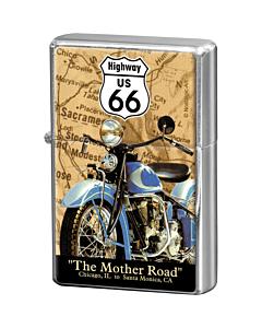 Tulemasin / Route 66 Sinine Mootorratas /  LM