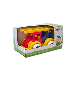 Plan Toys такси и полиция