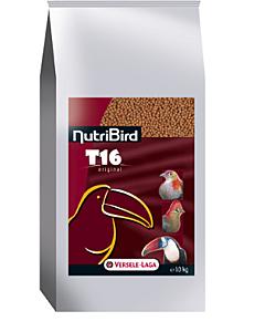 Tuukanite toit graanulites Nutri Bird T16 / 10kg