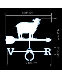 Флюгер Овца