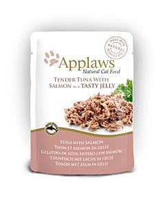 Applaws kassi einekotike želees tuunikala/lõhe /  70g