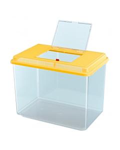 Пластмассовый террариум-переноска для рыб Geo Maxi / 27l