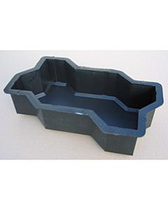 Plastvorm Unikivi / 23,7x10,3x6,0cm