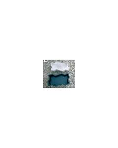 Plastvorm Unikivi / 23,7x10,3x8,0cm