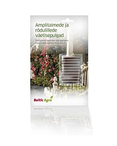 Amplitaimede ja rõdulillede väetisepulgad / 10tk