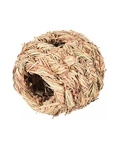FLAMINGO väikelooma pall Frelly Grass 4 auku / Ø10cm