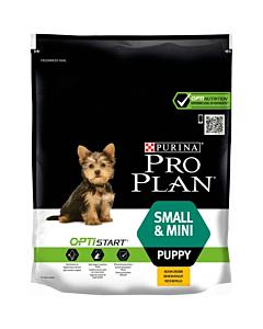 Pro Plan Puppy Small Breed koeratoit kanaga / 700kg