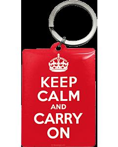 Брелок / Keep Calm and Carry On