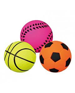Мячики для дом. зверей / различные диаметры