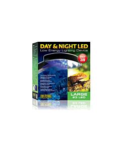Valgusti valgusdioodiga Exo Terra lamp Day Night LED Fixture large