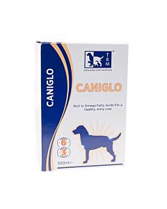 Vedel täiendsööt koertele Caniglo tursamaksaõli / 500ml