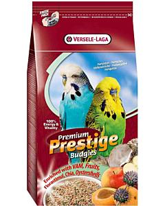 Versele-Laga lindude täissööt Prestige Premium Budgies / 1kg