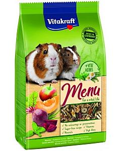 Vitakraft Menu Vital kuivtoit merisigadele / 3kg