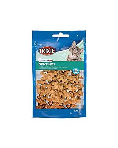 Suhkruvaba vitamiinidega maiuspala kassidele Dentinos / 50g
