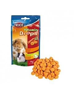 Trixie Vitamin-Drops, porgandiga / 75g