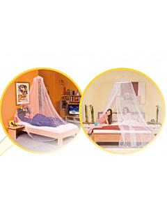 Putukavõrk voodile / valge / 8.5x2.2m