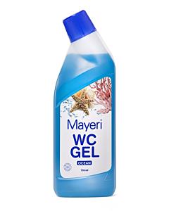 Mayeri WC puhastusgeel Ocean / 750ml /LM